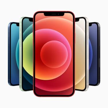 Le voilà enfin : l'iPhone 12 dévoile ses jolies couleurs !