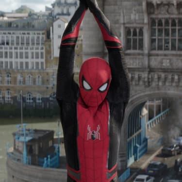 Un caméo de Spider-Man coupé du film Venom ?