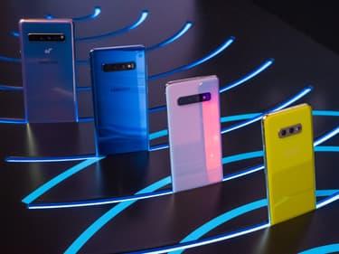 Galaxy F : bientôt une nouvelle gamme de smartphones Samsung ?