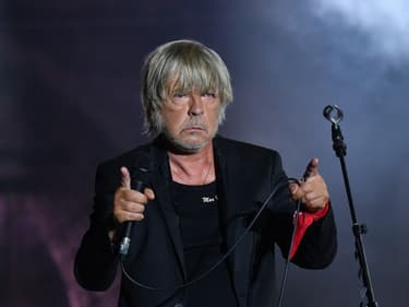 Renaud dévoile la pochette de son prochain album