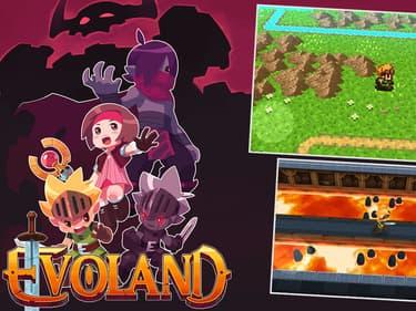 Coup de cœur de la rédac' : Evoland, un Zelda-like fun et rétro