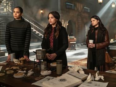 Charmed : la saison 2 reprend sur SYFY