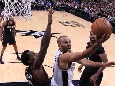 NBA : Tony Parker immortalisé chez les Spurs