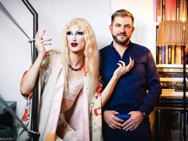King Chefs & Drag Queens : grande cuisine et extravagance queer