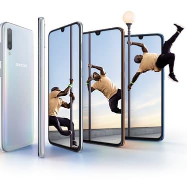 Les smartphones Samsung désormais localisables même hors ligne