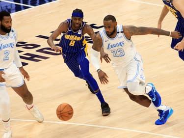 NBA : un play-in avant les playoffs, avec les Lakers au défi