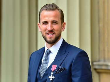 Harry Kane, l'ouragan de Tottenham