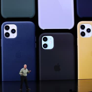 L'iPhone 11, star du début de l'année 2020