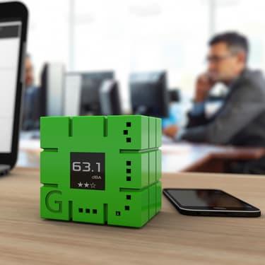 GreenMe, une innovation qui permet d'optimiser l'environnement pour une meilleure productivité.