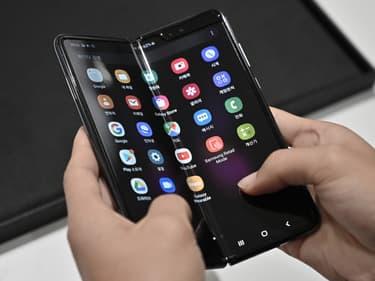 Combien de Samsung Galaxy Fold ont été vendus en 2019 ?
