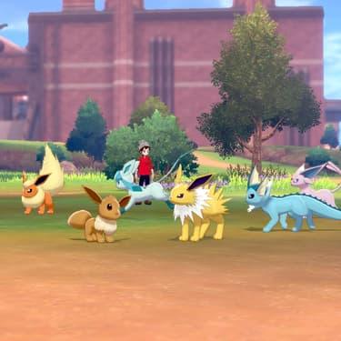 """Comment obtenir toutes les """"Évolitions"""" dans Pokémon Épée et Bouclier ?"""
