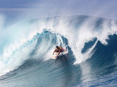 JO 2024 : Tahiti choisie pour les épreuves de surf