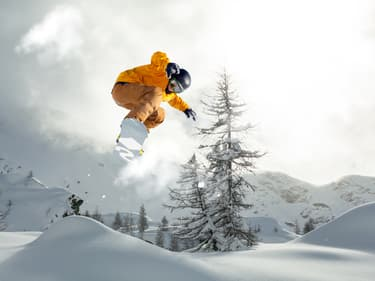 8 termes pour mieux comprendre le snowboard
