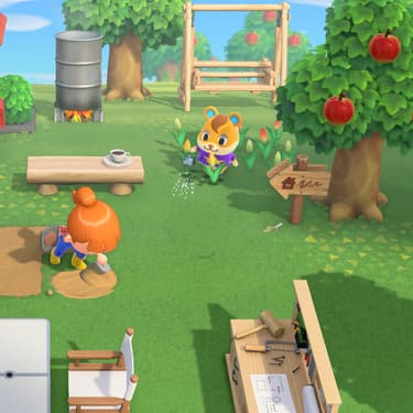 Combien de fruits sont disponibles dans Animal Crossing ?
