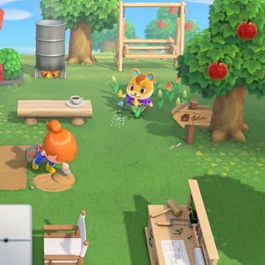 Combien de fruits peut-on cultiver dans Animal Crossing New Horizons sur Switch ?