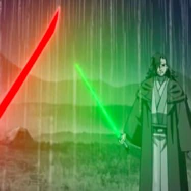 Star Wars : Visions, la série animée japonaise de Disney+ se dévoile