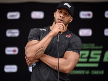 UFC : le Français Gané défie Rozenstruik ce soir sur RMC Sport