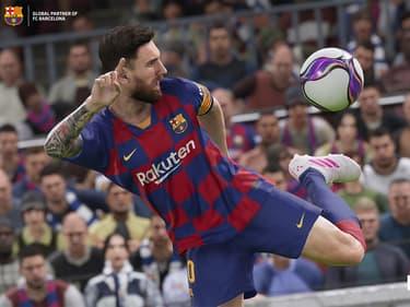 eFootball PES 2020 : nouveau nom pour un nouveau départ ?