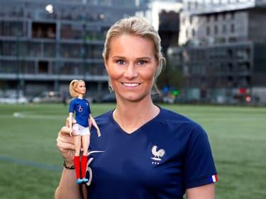 Amandine Henry, nouvelle égérie Barbie