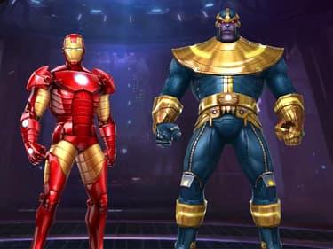 Marvel : 4 jeux mobile incontournables