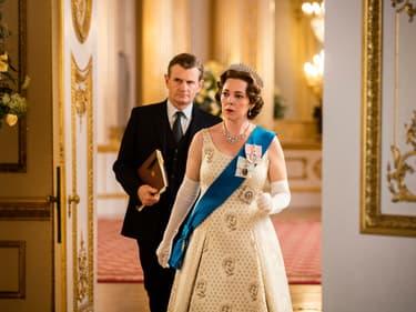 The Crown : découvrez les coulisses de la saison 3 en vidéo