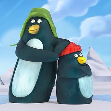 Harry & Bip, les pingouins déjantés sont sur SFR Kids Jeux