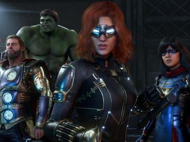 Top 5 des meilleurs jeux vidéo Marvel