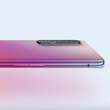 Oppo présente le smartphone 5G le plus fin au monde