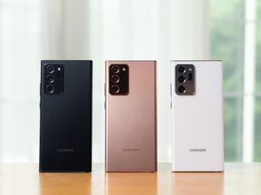 Le Samsung Galaxy Note 20 est disponible en précommande chez SFR !